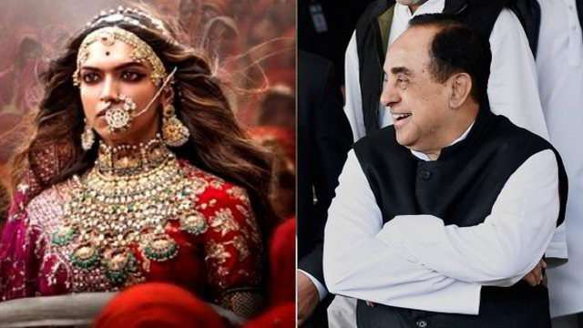 Subramanian Swamy questions Deepikas lecture on regression