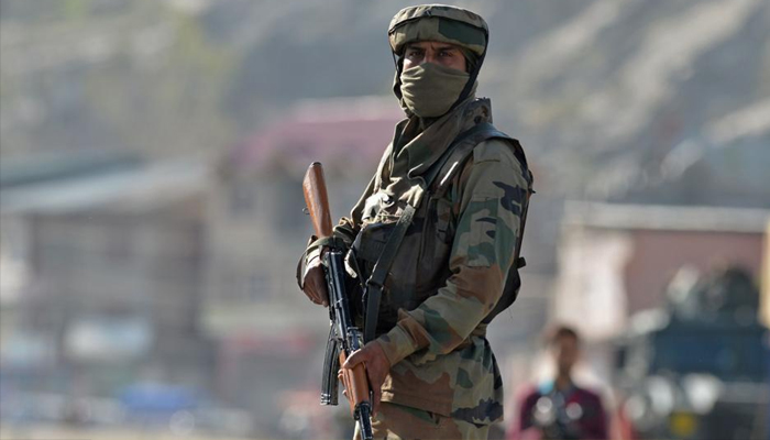 Indian Army guns down two terrorists in Jammu and Kashmir