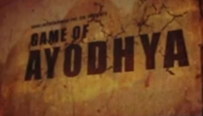 Game of Ayodhya to hit the theatres on November 24