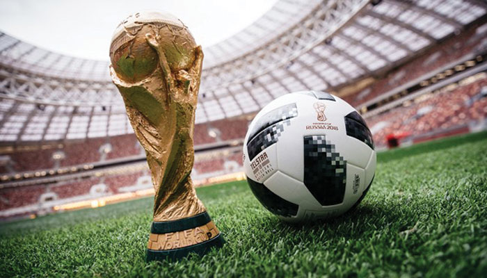 Official ball for 2018 FIFA World Cup unveiled