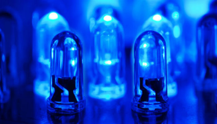 Wanna reduce stress? Blue lighting therapy may help you