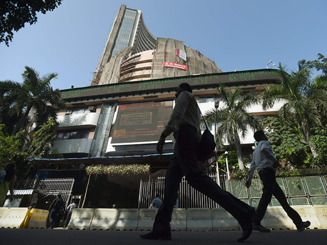 BSE Sensex opens in green; up 45 points