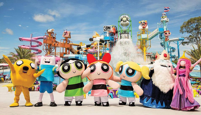 Cartoon Networks theme park to open in Surat
