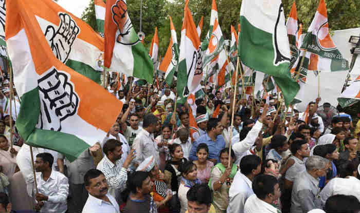 Congress leads in Chitrakoot Assembly by-election result