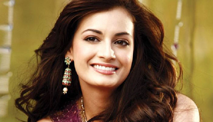 Dia Mirza appointed UNEP Goodwill Ambassador for India