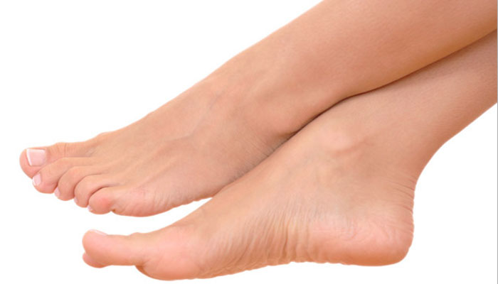These seven ways will help you get rid of cracked heels