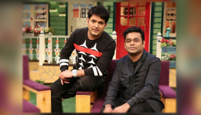 Kapil Sharma wishes to sing for A.R. Rahman