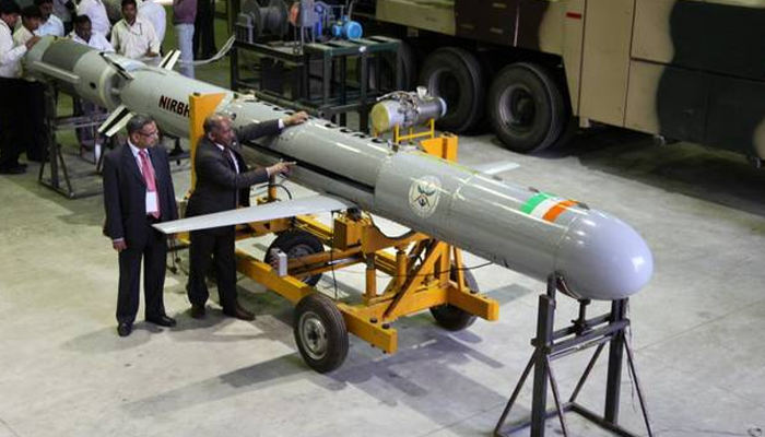 Indias subsonic cruise missile Nirbhay ready for fifth trial