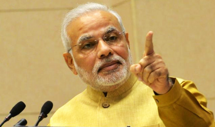 Congress linking Ram temple issue with elections: PM Modi
