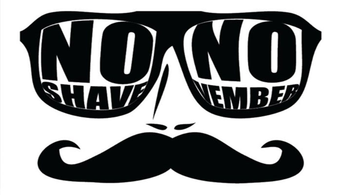No Shave November: Let your sideburns, mustache grow with care