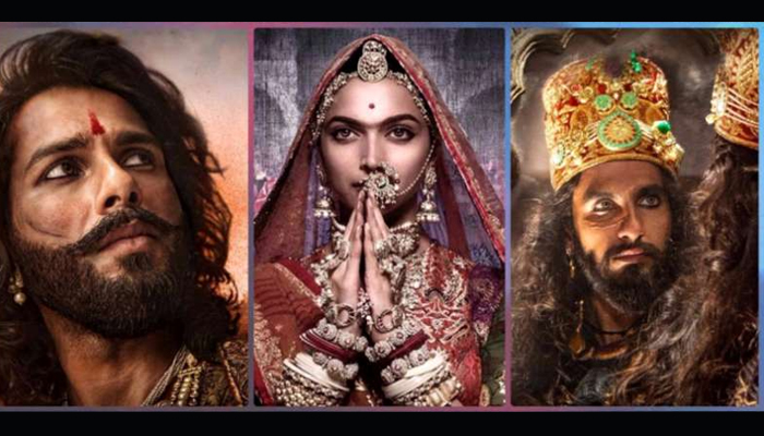 Padmaavat zooms past Rs 100 cr in opening weekend