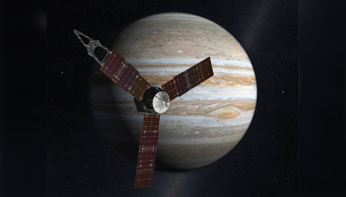 Juno completes 8th science flyby of Jupiter