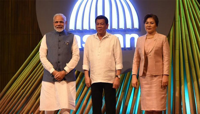 Modi attends opening ceremony of 31st Asean Summit