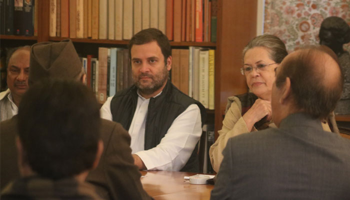 EC orders FIRs against channels showing Rahuls interview