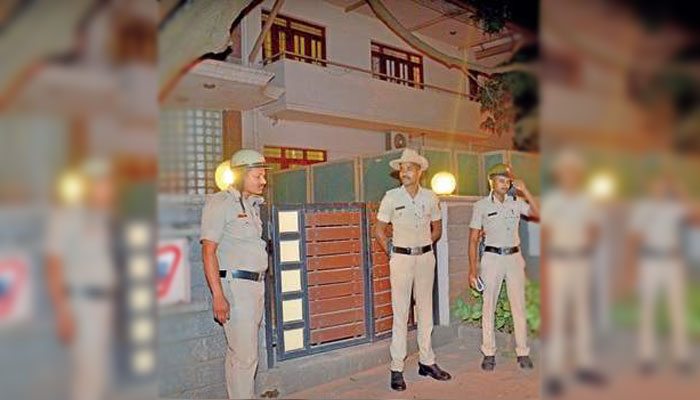 Police posted outside Deepikas parents home in Bengaluru