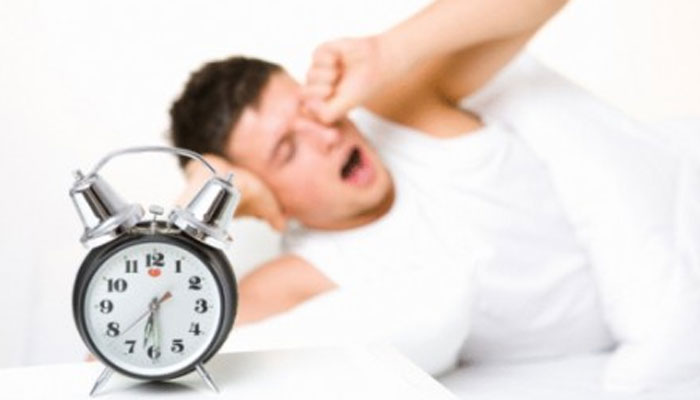 ATTENTION! Sleep deprivation may affect brain functioning