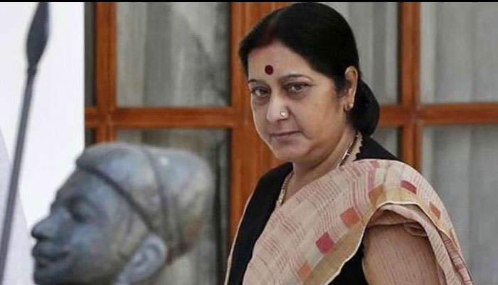 Swaraj seeks report over attack on Sikh boy in United States