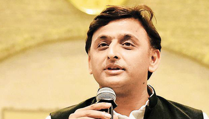 Let me explain the remote control politics of two and a half men: Akhilesh