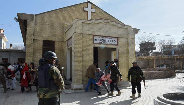 Egypt condemns deadly church attack in Pakistan