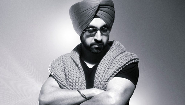Diljit Dosanjh confesses being in awe of this international star!