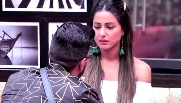 Hina Khan at her again; ignores BFs wedding proposal over captaincy