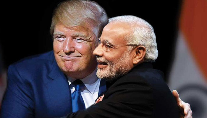 Enhance cooperation in areas of mutual interest: PM Modi to Trump