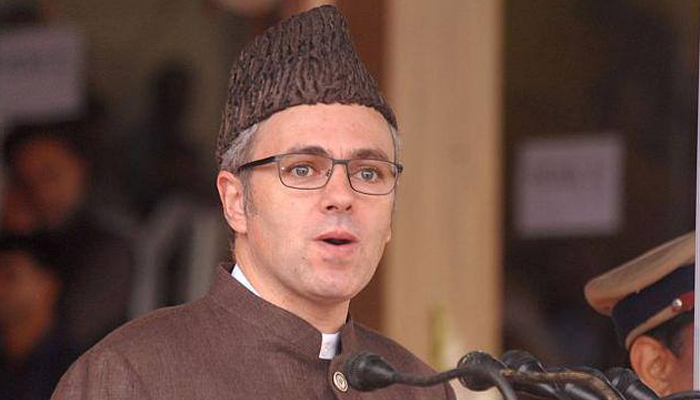 Omar demands governors statement in Parl over J-K special status row