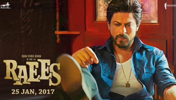 Twitter Report: Raees tops chart of most talked about Hindi films