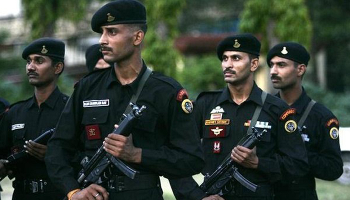 Only NSG, CISF to handle VVIP security: Home Ministry
