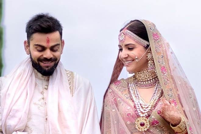 Here is Mrs. Anushka Virat Kohli for you; see unseen picture