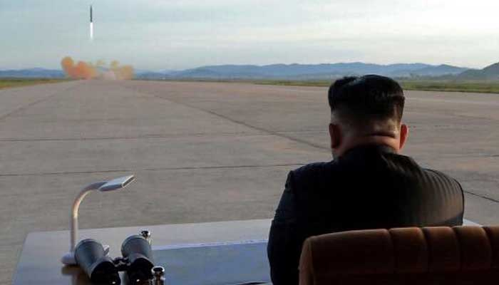 N.Korea to remain committed to nuclear development in 2018