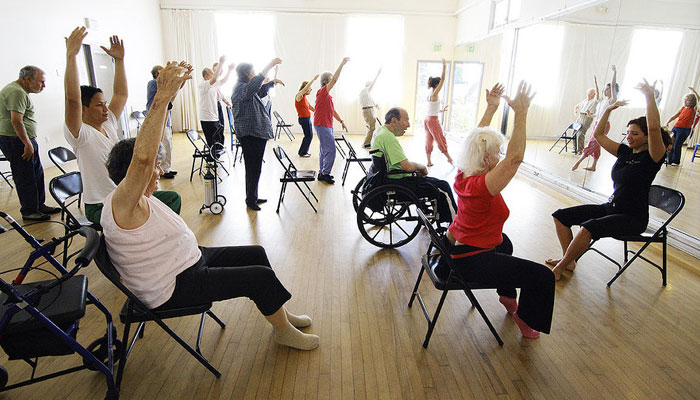 Check how exercise can slow progression of Parkinsons disease