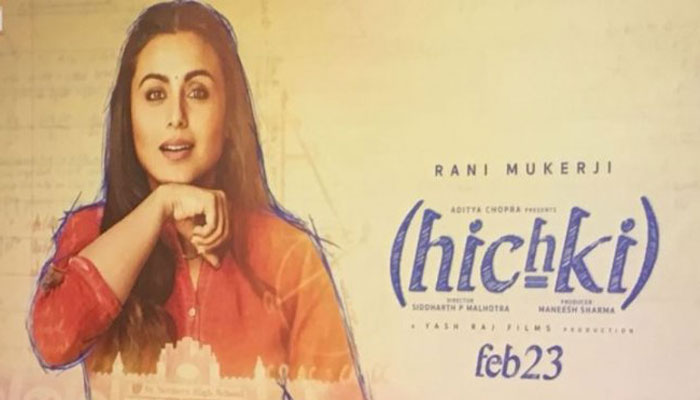 Hichki from a generation that thinks different, says Big B