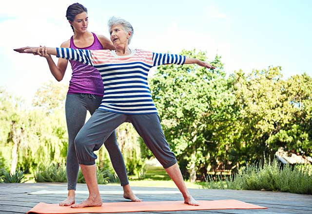 Check how exercise can slow progression of Parkinson's disease