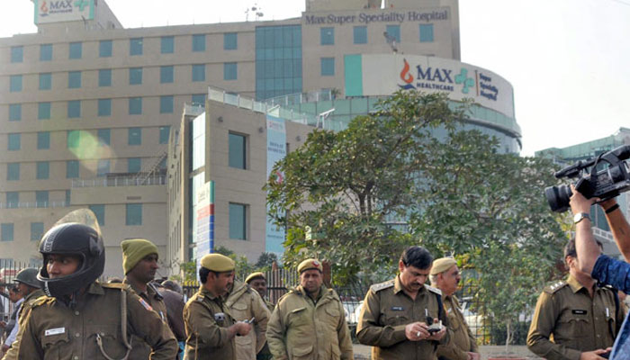 Doctors involved in Max Hospital case terminated