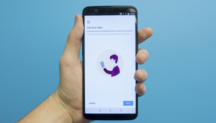 OnePlus 5 to get 5Ts 'Face Unlock feature