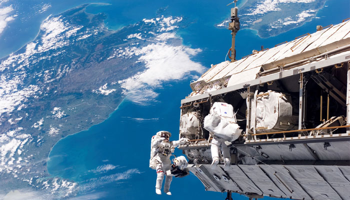 Space station crew will experience New Years Eve 16 times