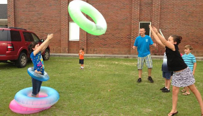 Playing outdoor games could boost your kids eyesight