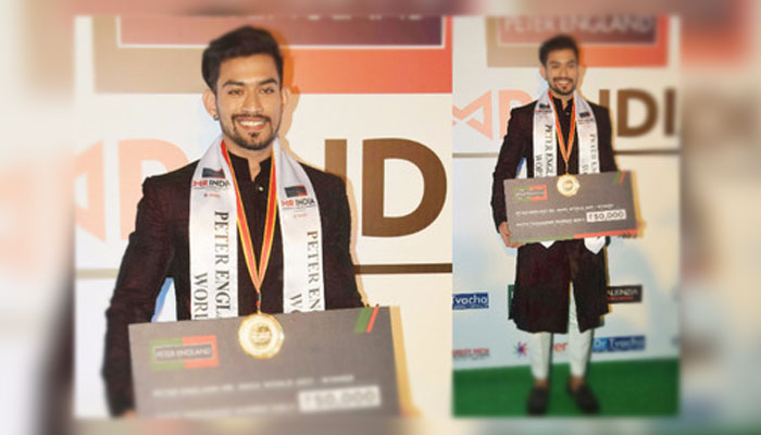 Lucknows Jitesh Singh Deo wins Mr. India World 2017 title