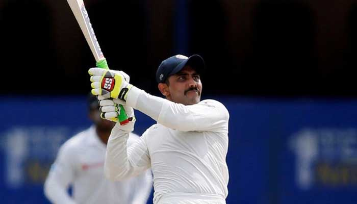 Jadeja smashes six sixes in an over in T20 tournament