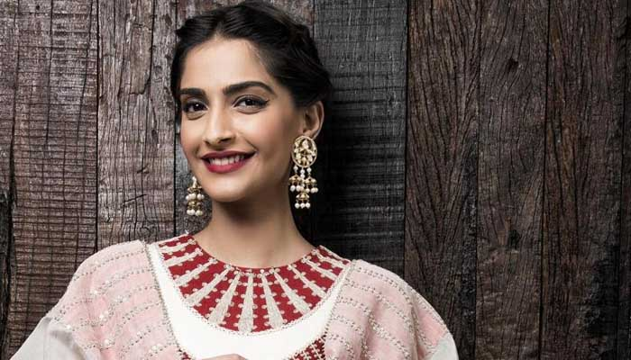 Check why Sonam Kapoor finds herself lucky