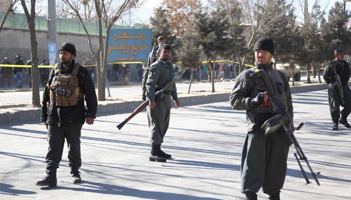 At least 40 killed, 30 injured in Kabul suicide attack