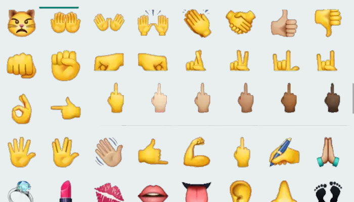 WhatsApp gets legal notice for middle finger emoji