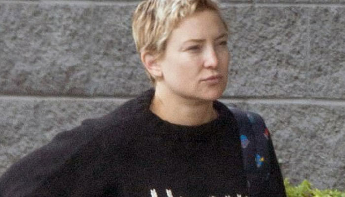 Kate Hudson goes makeup free; Check out this picture!