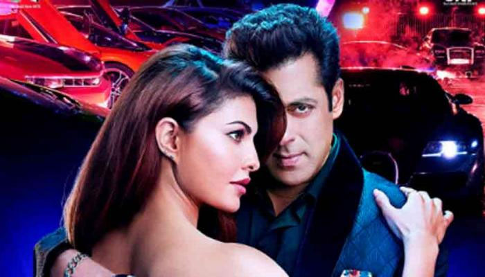 Salman among has the most transparent vision, feels Race 3 singer