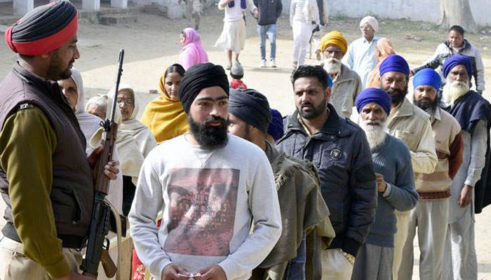 Punjab begins voting for assembly bypoll in scorching heat