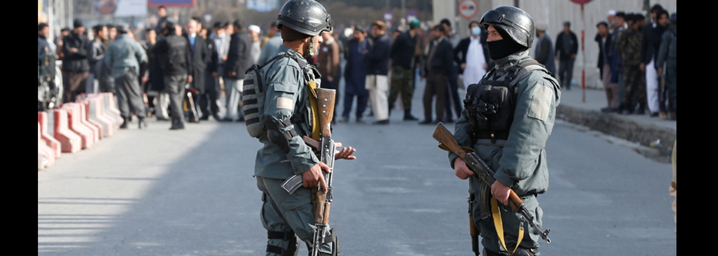 Policeman, 10 terrorists killed in Afghan Interior Ministry attack