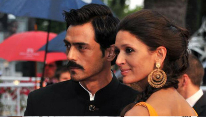 Arjun Rampal, Mehr Jesia separated their ways after 20 years