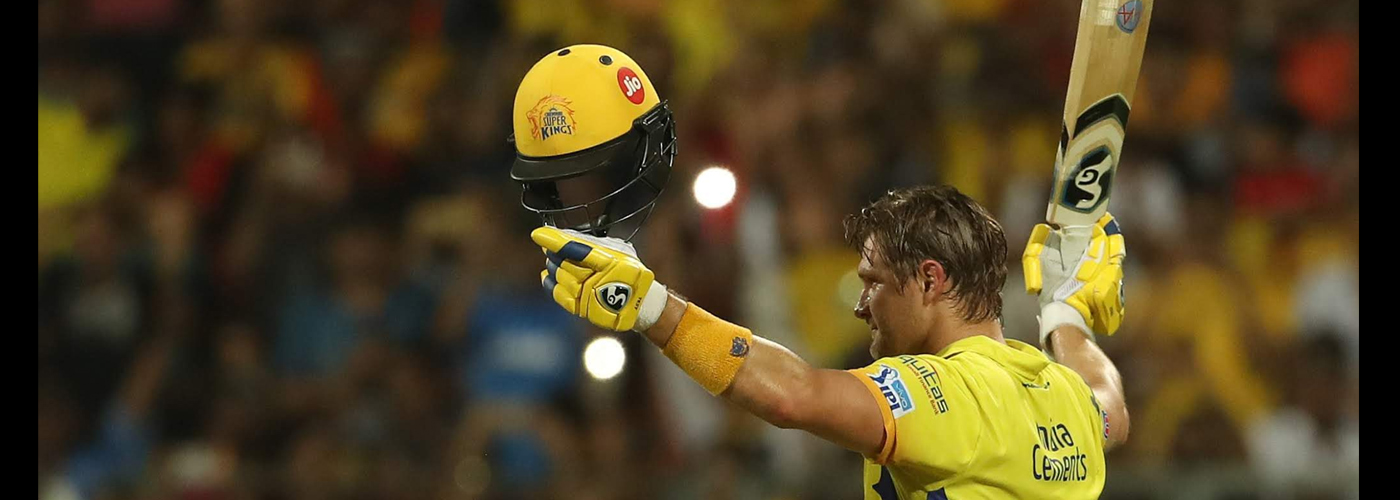 Watsons bossy ton powers CSK to clich third IPL title