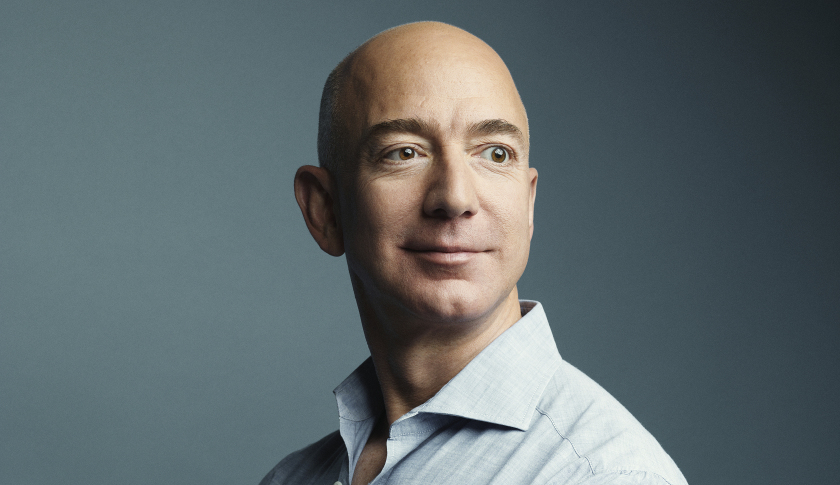Amazon to invest USD 1 bn in digitising Indian SMBs: Jeff Bezos